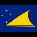 Tokelau Flag Country Icon
