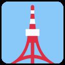 Tokyo Tower Japan Icon