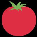 Tomato Vegetable Emoj Icon