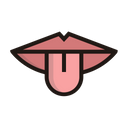 Tongue Expression Mouth Icon