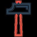 Tool Equipment Hammer Icon