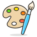 Tool Color Plate Icon
