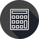 Tool Device Calculater Icon