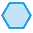 Tool Shape Polygon Icon