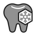 Tooth Freezing Icon