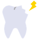 Toothache Teth Pain Pain Icon
