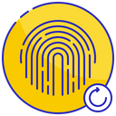 Touch Again Icon