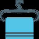 Towel Bathing Wiping Towel Icon