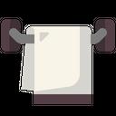 Towel Personal Hygiene Wellness Icon