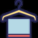 Towel Hanger Icon