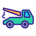 Towing vehicle Icon