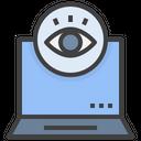 Tracking Control Eye Icon