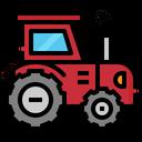 Tractor Farm Transport Icon