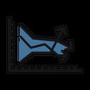 Trade Chart Line Graph Graph Icon