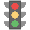 Traffic Signals Traffic Lights Auto Signal Icon