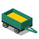 Trailer Front Icon