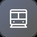 Train Travel Transport Icon