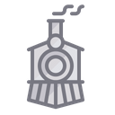 Train Railway Transport Icon
