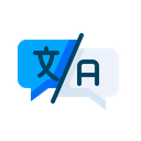 Translate Word Language Icon