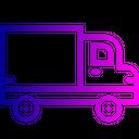 Transport Travel Truck Icon