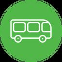 Transport Truck Vehicle Icon