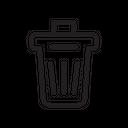 Trash Can Trash Garbage Icon