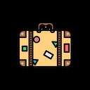 Travel Bag Luggage Icon