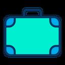 Travel Bag Suitcase Luggage Icon
