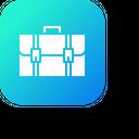 Travel Bag Tour Icon