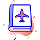 Travel Guide Book Book Travel Icon