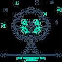 Tree Plant Foliage Icon