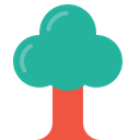 Tree Plant Farm Icon