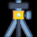 Tripod Camera Equipment Icon