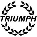 Triumph Logo Brand Icon