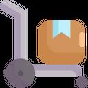 Trolley Trolley Bag Trolley Cart Icon