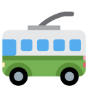 Trolleybus Trolley Bus Icon