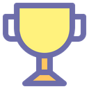 Trophy Champion Award Icon