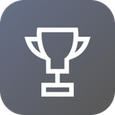 Trophy Medal Ui Icon