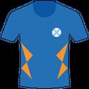 Tshirt Sport Tshirt Clothe Icon