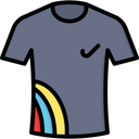 Artboard Tshirt Sports Tshirt Icon