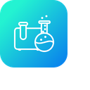 Tube Lab Science Icon