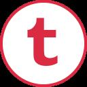 Tumblr Social Logos Icon