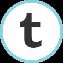 Tumblr Media Social Icon