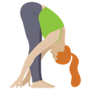 Tummy Exercise Aerobics Stretch Muscle Icon