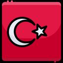 Turkey Country Flag Flag Icon