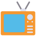 Tv Television Retro Icon