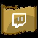 Twitch Social Media Social Network Icon