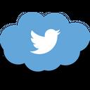 Twitter Bird Logo Icon