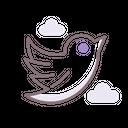 Twitter Socialmedia Logo Icon