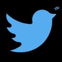 Twitter Social Media Logo Logo Icon